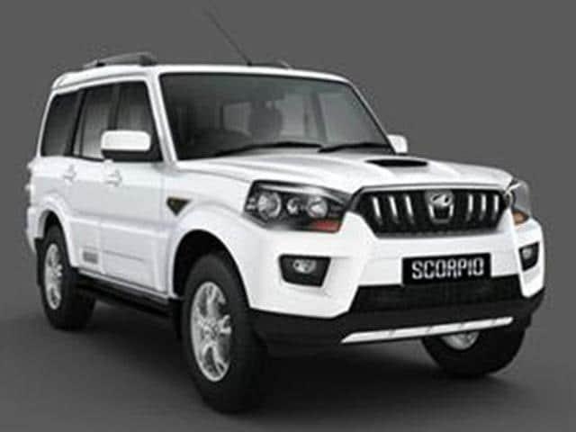 mahindra,Scorpio S4+,new S4