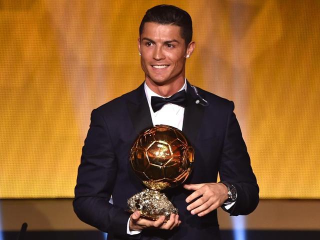 Cristiano Ronaldo,Fifa Ballon d'Or award,Fifa