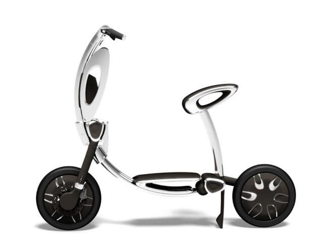 INU,the smart,high-end electric scooter