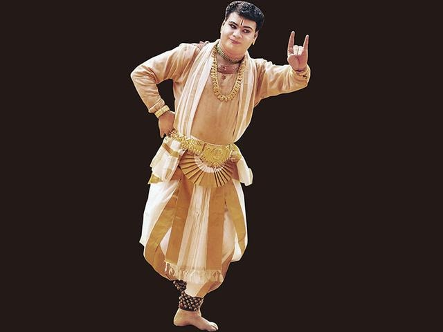 KM-Abu-a-dancer-to-get-a-doctorate-on-classical-dance-form-Mohiniyattam-does-not-believe-that-the-dance-form-is-a-forte-of-women-HT-Photo