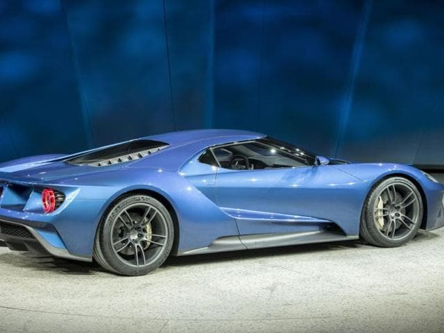 new Ford GT,Ford GT,Ford supercar