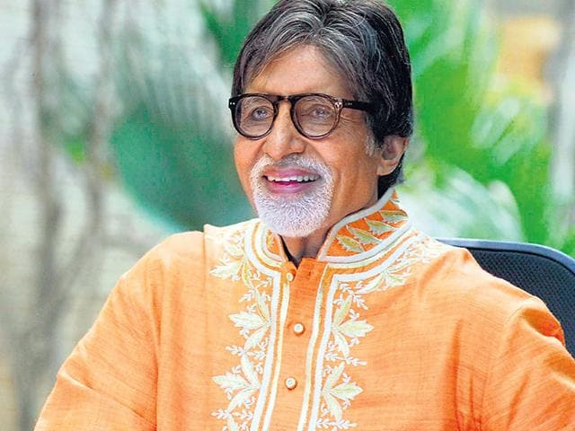 Will again try hand at TV: Amitabh Bachchan