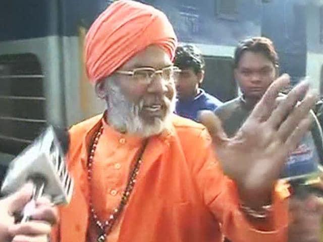 Sakshi Maharaj,Unnao in UP