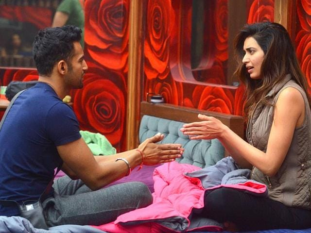 Bigg Boss 8: Is Karishma and Upen's hook-up just for TRPs?