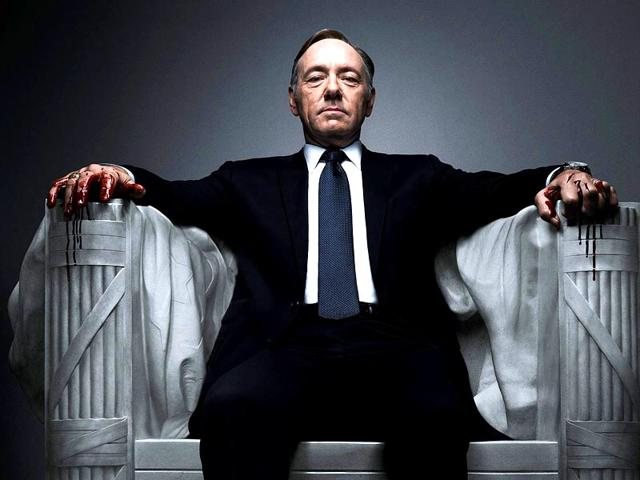 Upcoming episodes of House of Cards leaked online
