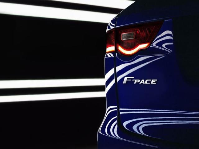 F-Pace,Jaguar F-Pace,NAIAS