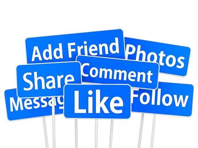 Spice of life: Facebook-addict mom