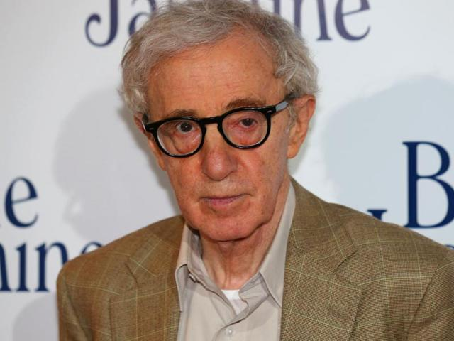 Woody Allen to write,direct TV series for Amazon