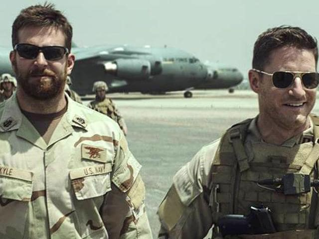 American-Sniper-Directed-by-Clint-Eastwood-of-Million-Dollar-Baby-Bradley-Cooper-plays-Chris-Kyle-known-as-the-deadliest-sniper-in-all-of-US-military-history