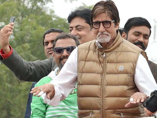 A new superstar emerges in every five to ten years: Amitabh Bachchan