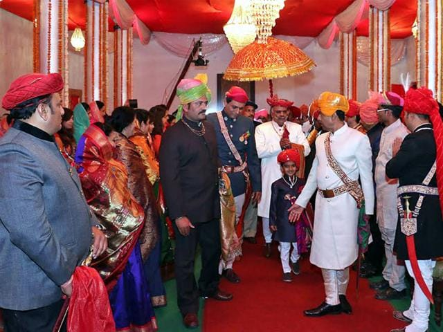Hemendra-Singh-Puar-was-formally-named-as-the-head-of-erstwhile-princely-state-of-Dhar-on-Thursday-HT-photo