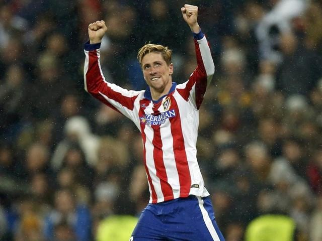 Real Madrid,Atletico,Fernando Torres