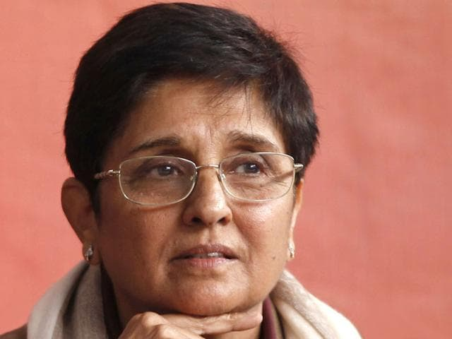 BJP-leader-Kiran-Bedi-at-her-residence-on-day-of-counting-for-Delhi-Assembly-Election-in-New-Delhi-India-on-Tuesday-10-Februray-2015-Vipin-Kumar-HT-Photo