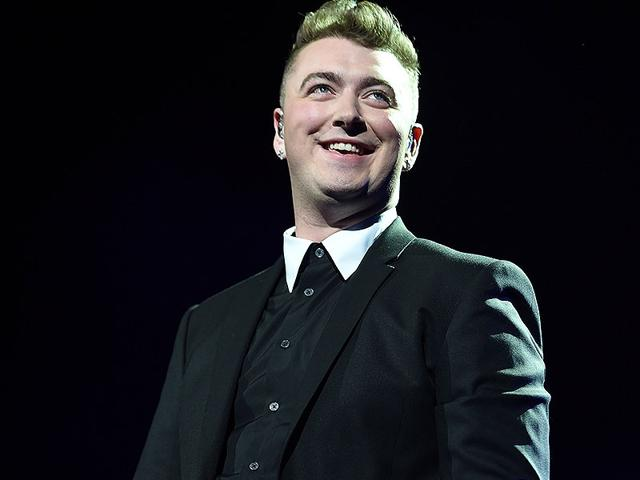 Sam Smith equals The Beatles' record with In The Lonely Hour