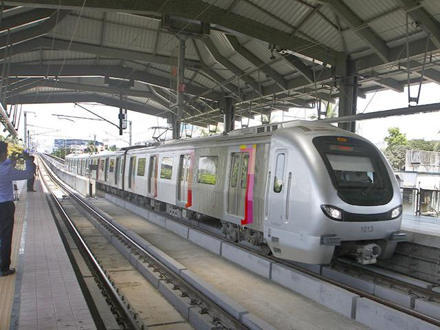 Metro 3,Mumbai Metro Rail Corporation Limited,MMRCL