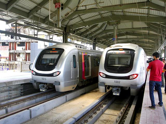 Indore metro rail project