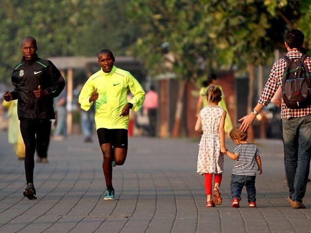 Mumbai Marathon,race,annual sporting event