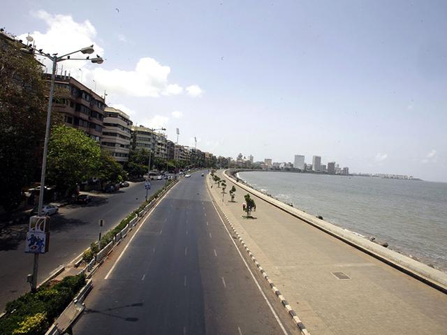Mumbai development plan,Queen's Necklace,Marine Drive