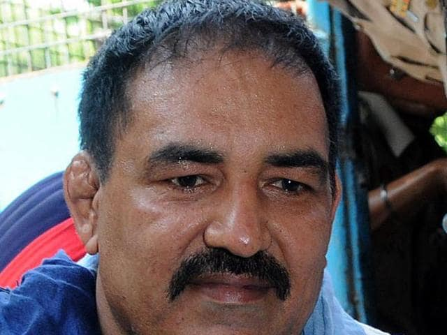 Niranjan-Singh-assistant-direcotor-of-Jalandhar-based-Enforcement-Directorate-office-HT-Photo