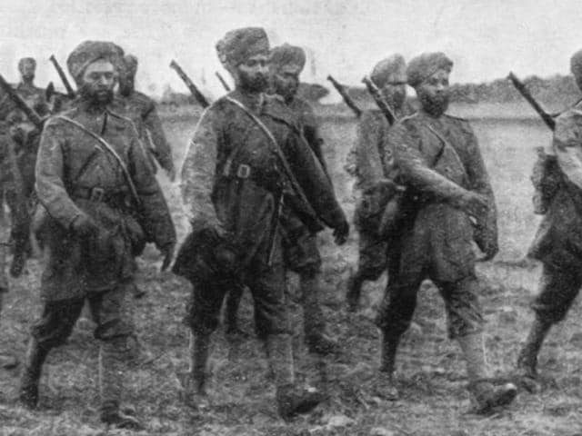 First World War,Legacy of Valour,Sikh