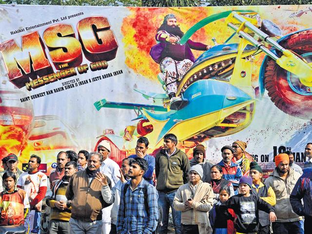 Bathinda,MSG-2: The Messenger,Dera Sacha Sauda