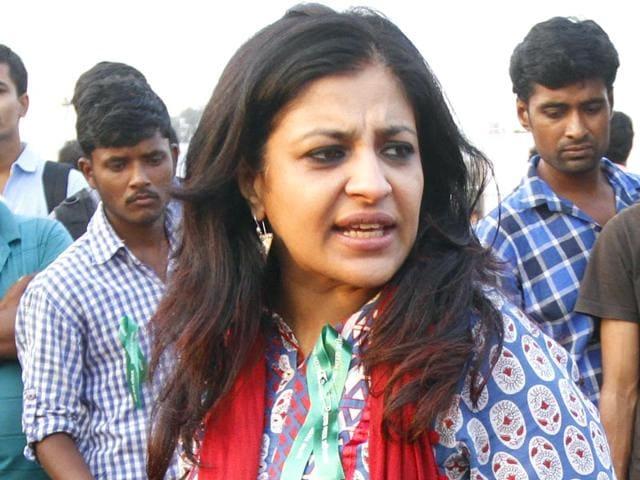 Markandey Katju,Shazia Ilmi,Kiran Bedi