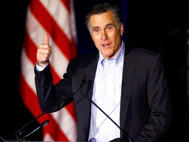 Mitt Romney,US presidential election,US politics