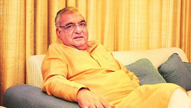 Former Haryana chief minister Bhupinder Singh Hooda, who is currently in the line of fire after independent R.K. Anand's defeat in the Rajya Sabha polls, on Sunday accused the Bharatiya Janata Party (BJP) of 'conspiring' to defeat the Congress' supported candidate