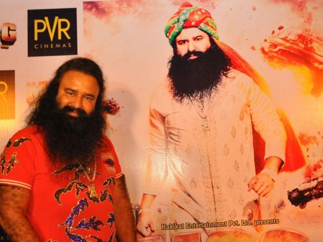 Indian National Lok Dal,Dera Sacha Sauda head,Gurmeet Ram Rahim Singh