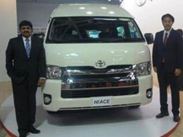 Toyota-to-launch-Hiace-MPV-India-this-year