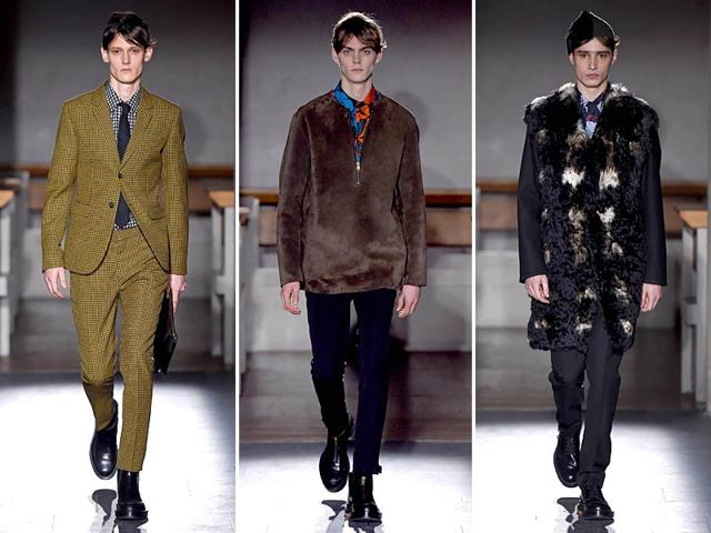 Models-walk-at-Marni-Fall-Winter-2015-menswear-AFP