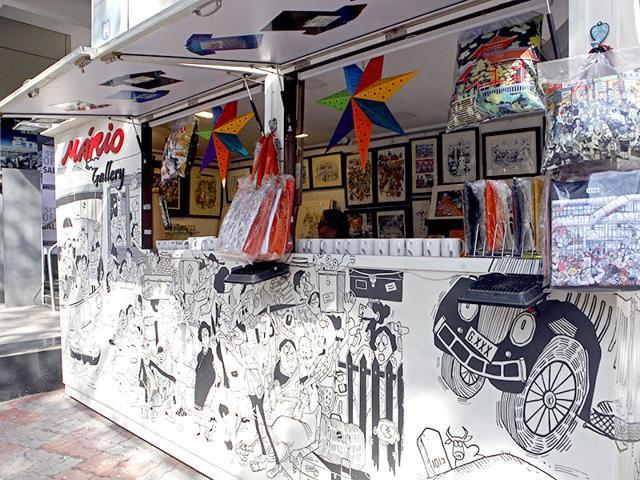 Mario Gallery,Bandra,Mario de Miranda