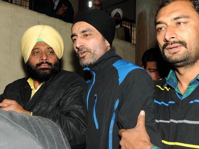 Punjab Police,Khalistan Tiger Force,Jagtar Singh Tara