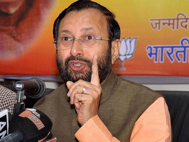 Environment-minister-Prakash-Javadekar-to-hold-nationwide-consultations-to-explain-government-s-environmental-stance-PTI-Photo