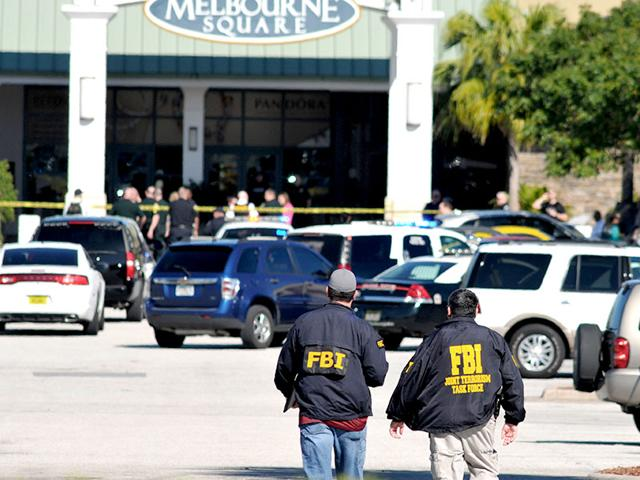 Law-enforcement-including-the-FBI-respond-to-the-scene-of-a-shooting-at-the-Melbourne-Square-Mall-in-Melbourne-Florida-AP-Photo
