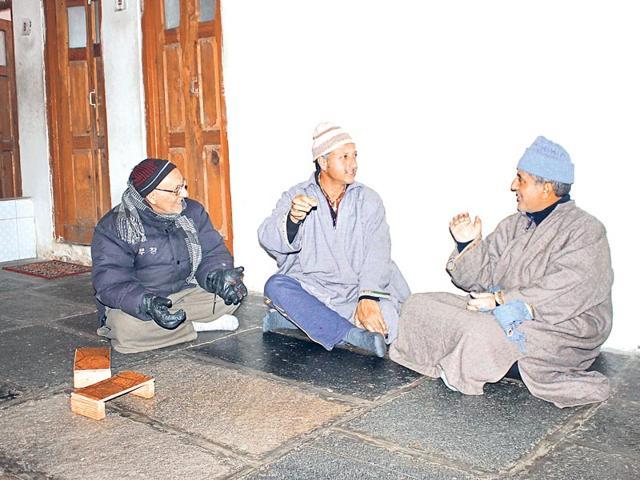 No place like a hamam: How Kashmiris kill the chill