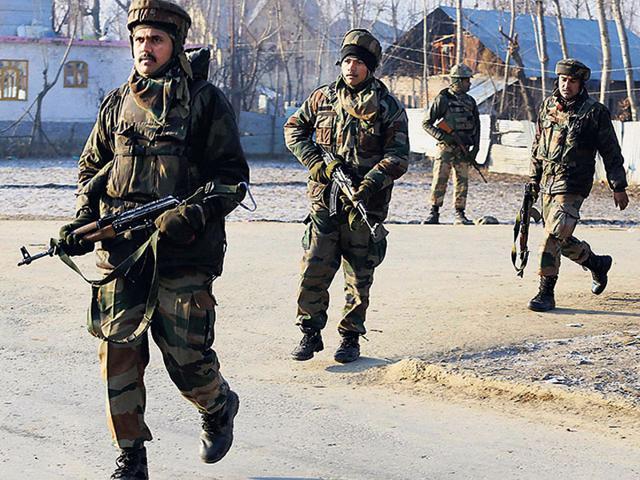 Jammu,Border Security force,militants