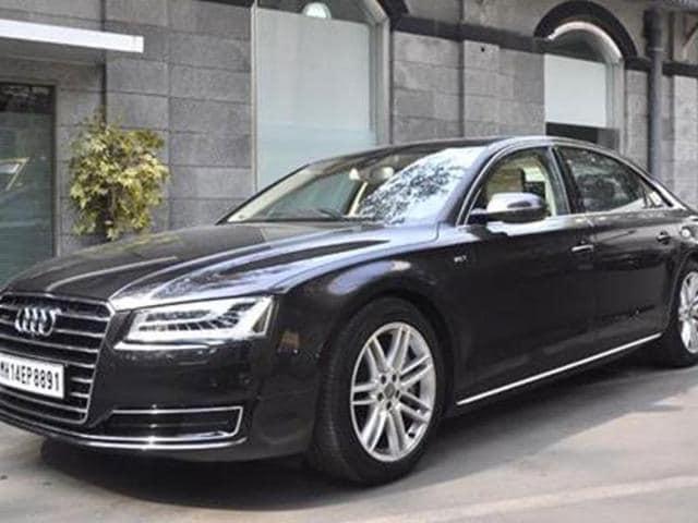 Audi,A8 L,4.2 TDI