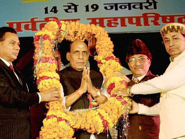 Union-home-minister-Rajnath-Singh-at-a-function-in-Lucknow-PTI-photo