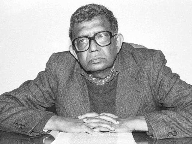 Political-scientist-and-former-Planning-Commission-member-Rajni-Kothari-died-the-age-of-85-Jeetendra-Sharma-HT-File-Photo