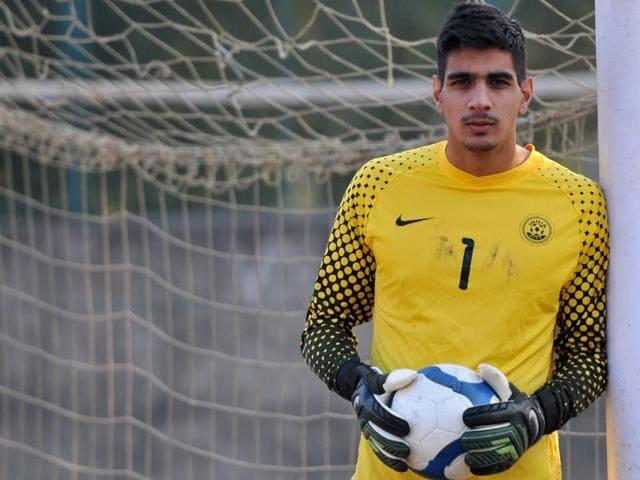 Gurpreet-Singh-Sandhu-a-football-player-HT-Photo