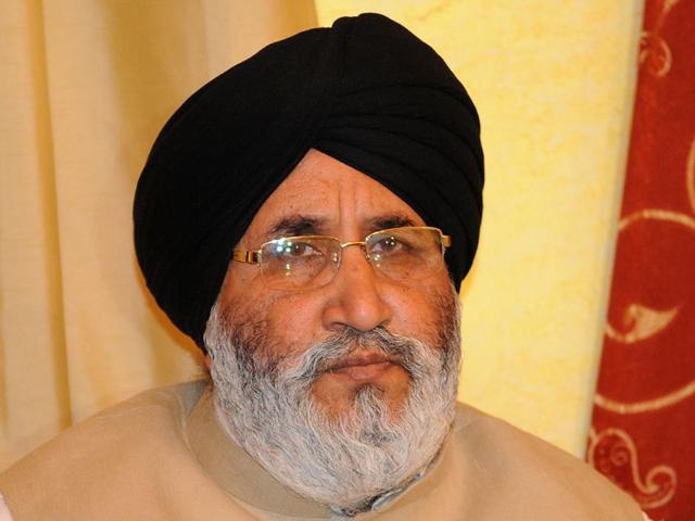 Sas Nagar,Punjab government,Daljit Singh Cheema