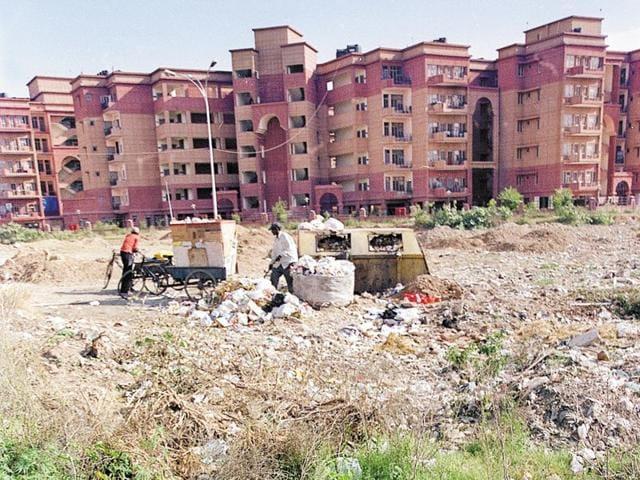 SAS Nagar,dumping waste,Patiala ki Rao rivulet