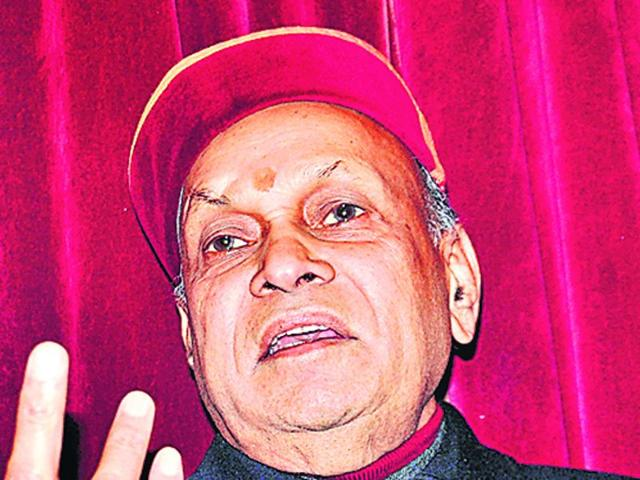 PC Kapoor,Himachal Pradesh,Prem Kumar Dhumal