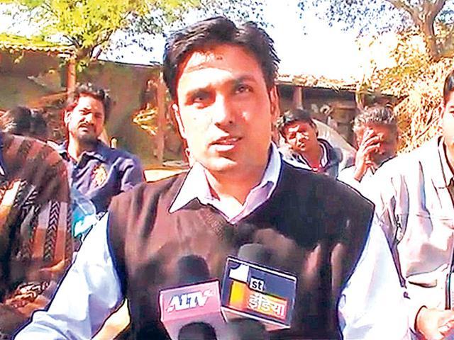 Rajasthan panchayat polls,Nagaur,Fardaud