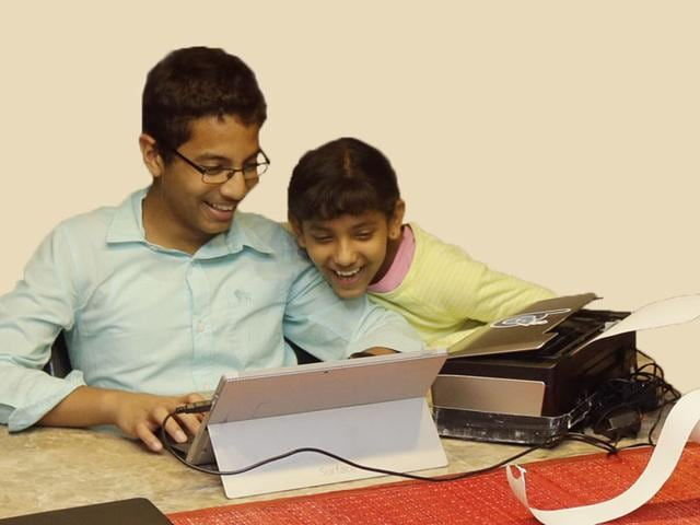 Shubham Banerjee,Silicon Valley's youngest entrepreneur,blind