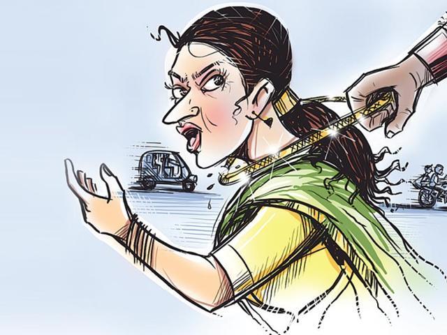 south Mumbai,crimes in mumbai,chain-snatching