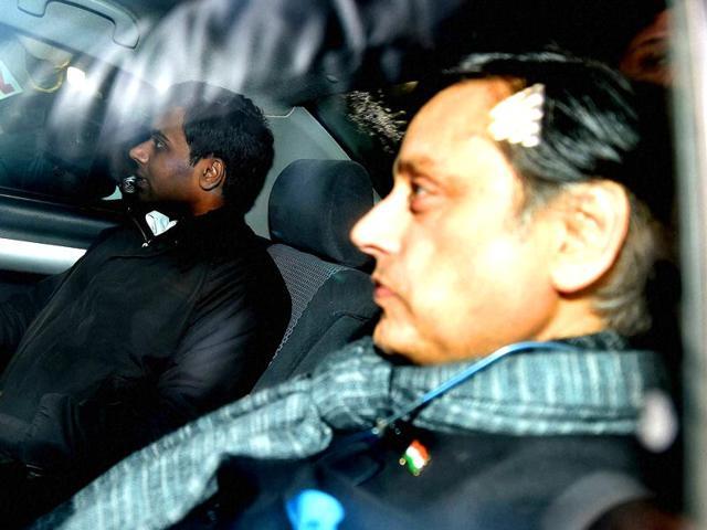 Shashi Tharoor,Sunanda Pushkar,Sunanda murder probe