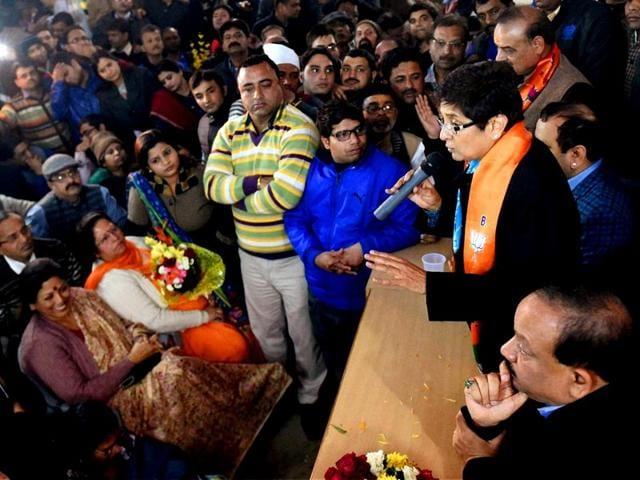 Delhi elections,BJP,BJP vision document