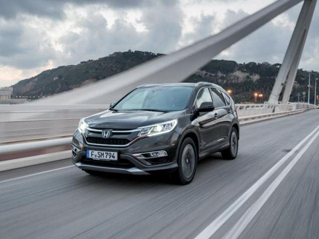 The-2015-Honda-CR-V-will-go-on-sale-this-spring-Photo-AFP